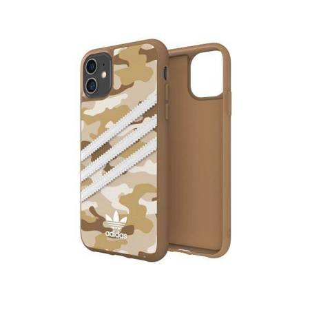 Adidas OR Moulded Case CAMO WOMAN iPhone 11 Pro brązowy/brown