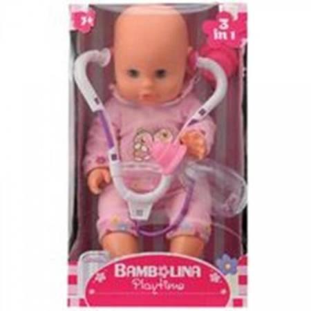 Bambolina - Lalka siusiająca 26 cm