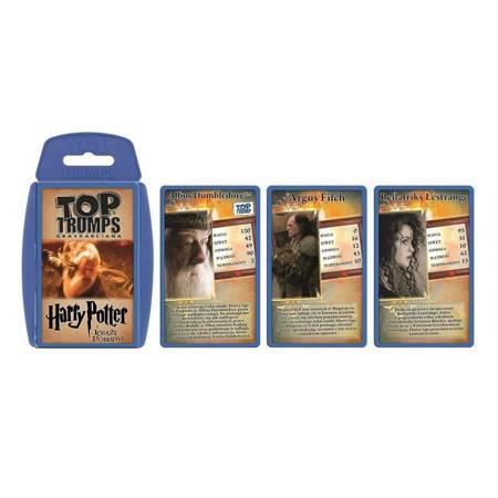 Harry Potter Książe Półkrwi - Gra Karciana Top Trumps