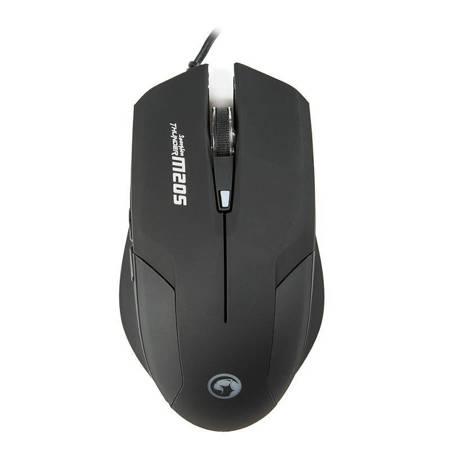 Marvo M205 - Mysz optyczna 1600 DPI (czarny)