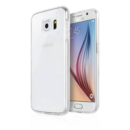 Mercury Transparent Jelly - Etui Samsung Galaxy S7 Edge (przezroczysty)