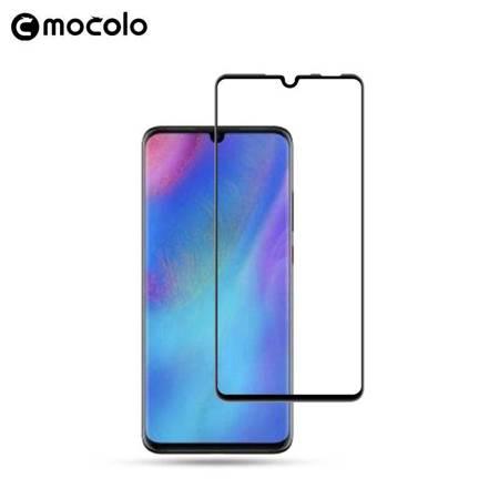 Mocolo 3D 9H Full Glue - Szkło ochronne na cały ekran Huawei P30 Lite (Black)