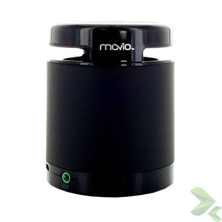 Movio - Głośnik Bluetooth z funkcją hands-free 3W (czarny)