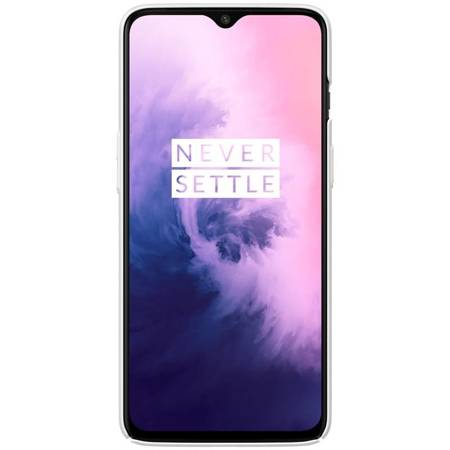 Nillkin Super Frosted Shield - Etui OnePlus 7 (White)