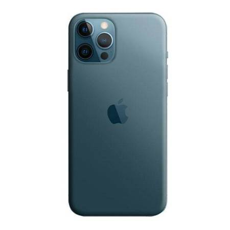 PURO 0.3 Nude - Etui iPhone 12 / iPhone 12 Pro (przezroczysty)