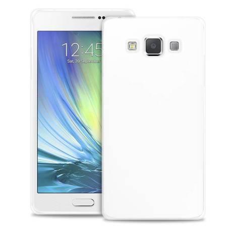 PURO Ultra Slim 0.3 Cover - Etui Samsung Galaxy A7 (2015) (półprzezroczysty)