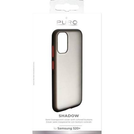 Puro Shadow Cover - Etui Samsung Galaxy S20+