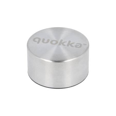 Quokka Solid - Butelka termiczna ze stali nierdzewnej 630 ml (Tropical)