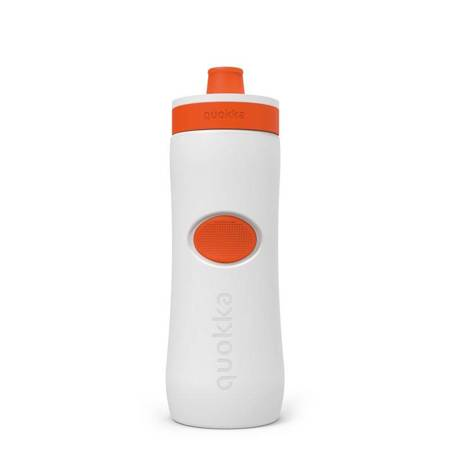 Quokka Sweat - Butelka bidon sportowy 680 ml (Mango Tango)