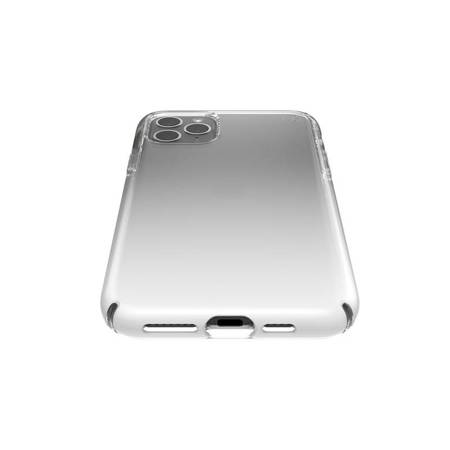 Speck Presidio Perfect-Clear + Ombre - Etui iPhone 11 Pro Max z powłoką MICROBAN (Clear/Atmosphere Fade)