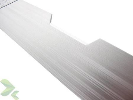 Tesoro Wristpad - Podkładka pod nadgarstki Tesoro Durandal (srebrny)