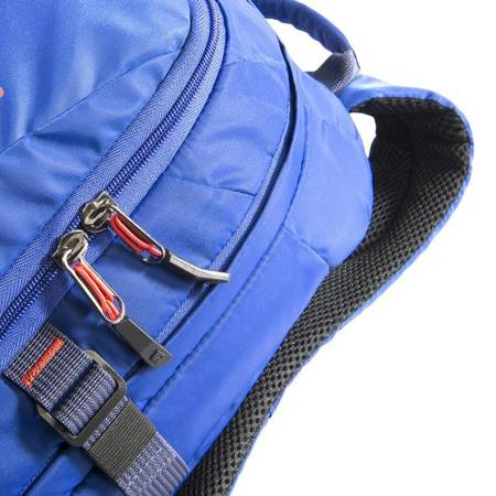 Tucano Livello Up - Plecak MacBook Pro 15 / MacBook Pro 15 Retina / Ultrabook 15 + kieszeń na iPada (niebieski)