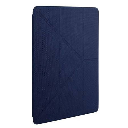 "UNIQ etui Transforma Rigor Plus iPad Air 10.5"" (2019) niebieski/electric blue"