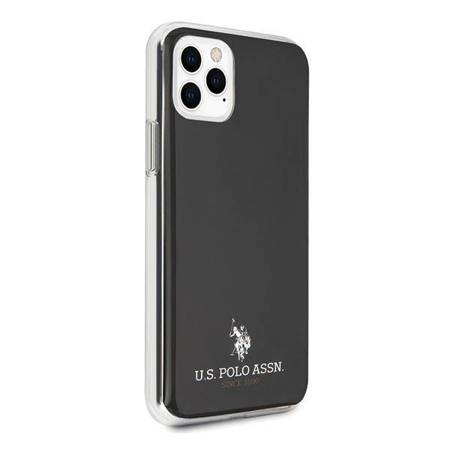 US Polo USHCN58TPUBK iPhone 11 Pro czarny/black Shiny